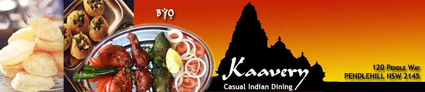 Kaavery – food and charm